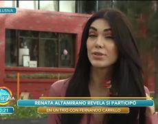 ¡Transexual relacionada con Fernando Carrillo rompe el silencio y se defiende!