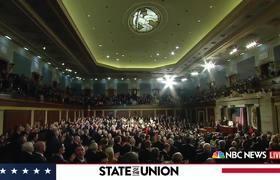 Nancy Pelosi ROMPE COPIA del mensaje a la Union de Donald Trump