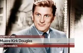 Kirk Douglas, the last legend of Hollywood cinema dies