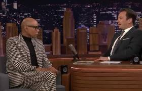 The Tonight Show: RuPaul Plays Dirty Charades with Jimmy