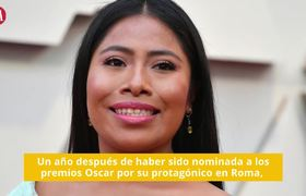 What happened to Yalitza Aparicio one year after the Oscars?