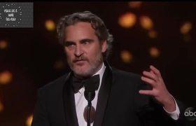 Best Actor - Joaquin Phoenix – Joker as Arthur Fleck / Joker | Oscars Awards 2020