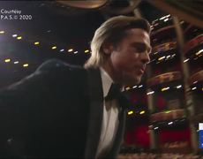 Brad Pitt on best supporting actor win