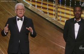 Oscars Best Jokes: From Iowa Caucus to Jeff Bezos