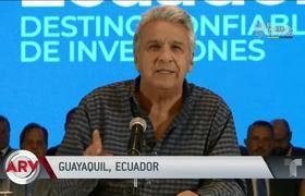 President of Ecuador criticizes women who report sexual harassment