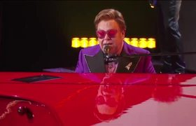 Oscars 2020 | Elton John performs Rocketman's 'I'm Gonna Love Me Again' Live | FOX