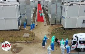 Coronavirus: Capturing authorities forcibly taken to infected in China