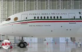 #AMLO dice que sí habrá rifa pero el premio no será el avión presidencial mexicano