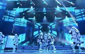 Simon Cowell's Golden Buzzer Boogie Storm Brings Amazing Dance - America's Got Talent: The Champions