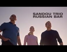 Sandou Trio Russian Bar Flies High Above 160 Nails AND Fire! - America's Got Talent: The Champions