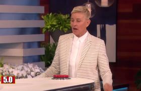 The Ellen Show: Charles Barkley Gets Scared During '5 Second Rule'