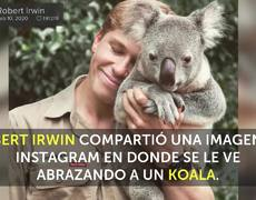 "Hijo de Steve, ""The Crocodile Hunter"", es idéntico a su padre"