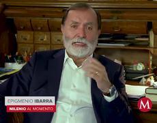 Expresidentes fueron cómplices del saqueo a la nación: Epigmenio Ibarra