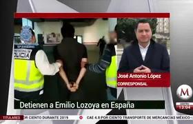 VIDEO: Así detuvieron a #EmilioLozoya en España