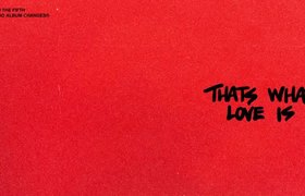 Justin Bieber - That's What Love Is (Audio)