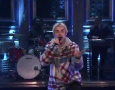 The Tonight Show: Justin Bieber ft. Quavo: Intentions