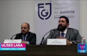 Aún no hay detenidos por feminicidio de Fátima