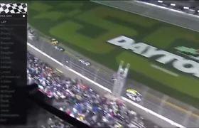 NASCAR Ryan Newman Crash - 2020 Daytona 500