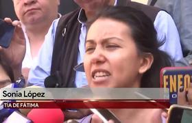 ¿Qué le pasó a #Fátima? Cronología del caso