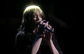 Billie Eilish - No Time To Die (Live From The BRIT Awards, London)