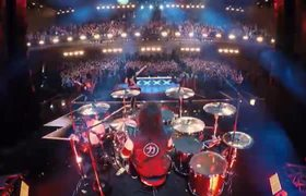 America's Got Talent: The Champions: KISS Performs