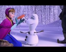 FROZEN Official Movie Trailer 2 HD Kristen Bell