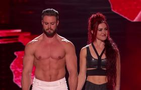 America's Got Talent: The Champions: Sandou Trio Russian Bar Place 5th