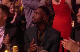 Lewis Capaldi wins Best New Artist   The BRIT Awards 2020