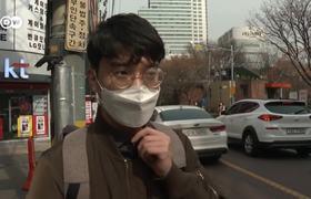 Coronavirus cases surge in South Korea