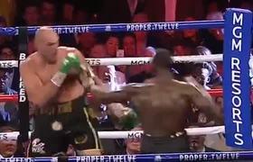 Tyson Fury Knockout Deontay Wilder - Wilder Vs Fury II 02/22/2020
