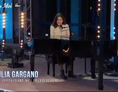 American Idol 2020: Julia Gargano's Original Audition Song Is So Good Katy Perry Gives Her a Hug