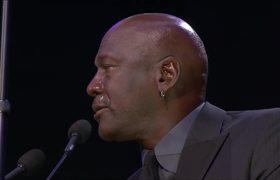 Michael Jordan RECUERDA con lagrimas a Kobe Bryant en hermoso tributo