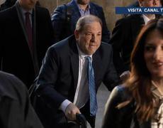 Harvey Weinstein transferred to hospital for cardiac complications