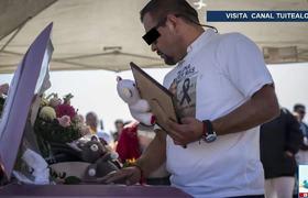 Feminicida de Marbella Valdez acudió a su funeral y ya fue detenido