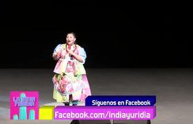 La india Yuridia: Festival del día de las madres SEGUNDA PARTE --