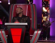 Nick Jonas Sings with Tate Brusa on Ed Sheeran's