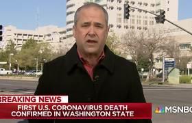 First U.S. Coronavirus Death Confirmed In Washington State