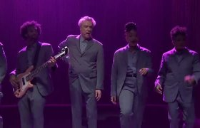 David Byrne: Toe Jam (Live) #SNL