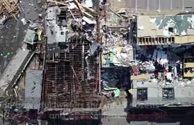 Shocking Aerial Footage Shows Devastation of Tennessee Tornado