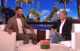 The Ellen Show: David Beckham on His Commitment to Youth Soccer in the U.S.