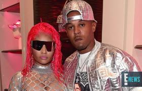 Nicki Minaj's Husband Kenneth Petty Arrested in L.A.