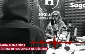 Entrevista completa con María Elena Ríos, saxofonista atacada con ácido