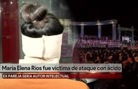 La 4T de AMLO no me ha hecho justicia: María Elena Ríos