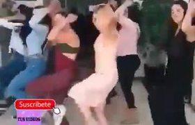 Itatí Cantoral y su challenge Maldita Lisiada de Soraya Maria La Del Barrio