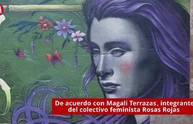 Verde y morado, los colores de la lucha de las mujeres por sus derechos
