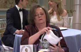 Debbie Downer Wedding Reception #SNL