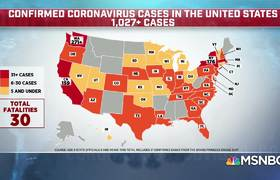 World Heath Organization Declares Coronavirus A Pandemic