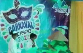#VIRAL: NIÑO SE DISFRAZA DE CORONAVIRUS EN TAMAULIPAS