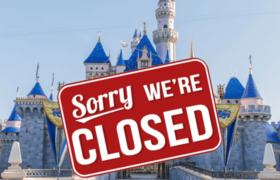 Disney theme parks, American landmarks close amid coronavirus