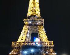 Cierran Torre Eiffel debido al coronavirus